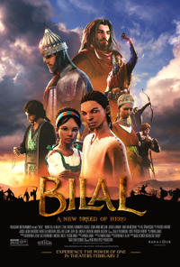 Bilal: A New Breed Of Hero poster art