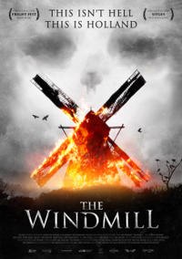 The Windmill poster art