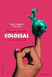 Colossal poster art