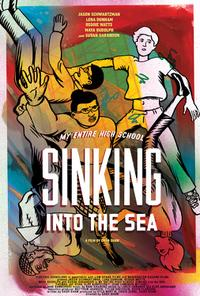 My Entire High School Sinking Into The Sea poster art