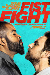 Fist Fight poster art