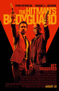 The Hitman's Bodyguard poster art