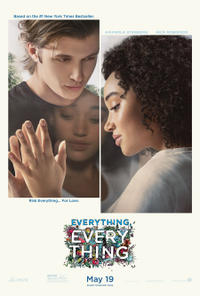 Everything, Everything poster art