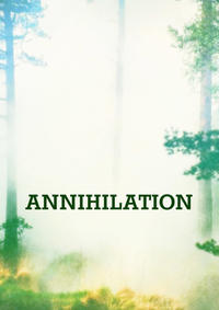 Annihilation poster art