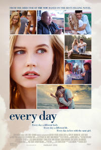 Every Day poster art