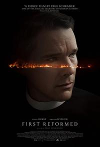 First Reformed poster art