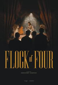 Flock of Four poster art