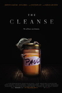 The Cleanse poster art