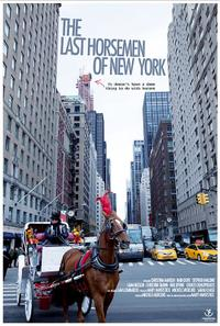 The Last Horsemen Of New York poster art
