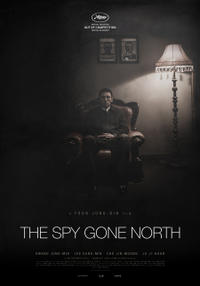 The Spy Gone North poster art