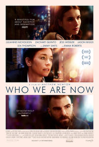 Who We Are Now poster art
