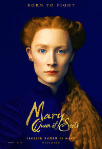 Mary Queen of Scots poster art