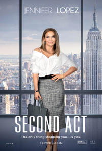 Second Act poster art
