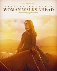 Woman Walks Ahead poster art