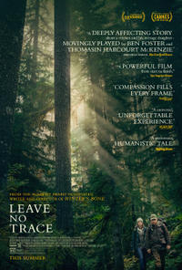 Leave No Trace poster art