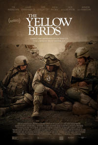 The Yellow Birds poster art