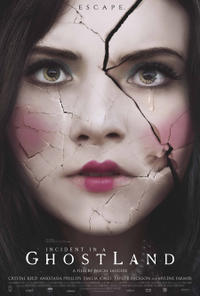 Incident in a Ghostland poster art