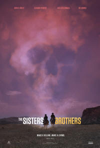 The Sisters Brothers poster art