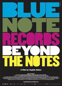 Blue Note Records: Beyond the Notes poster art