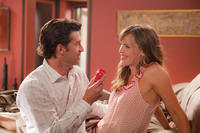 Patrick Dempsey and Jennifer Garner in