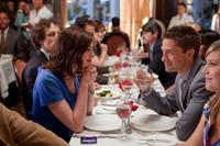 Anne Hathaway as Liz and Topher Grace as Jason in