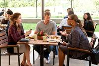 Jessica Biel as Kara Monahan, Eric Dane as Sean Jackson and Queen Latifah as Paula Thomas in
