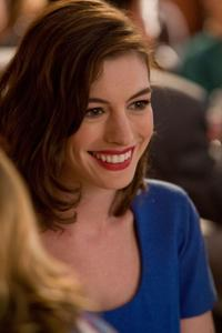 Anne Hathaway as Liz in