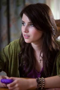 Emma Roberts as Grace in