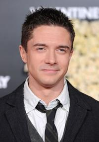 Topher Grace at the after party of the California premiere of