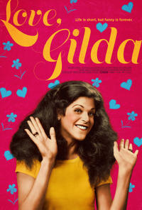 Love, Gilda poster art