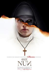 The Nun poster art