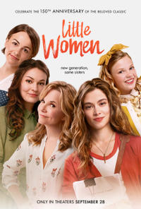 Little Women poster art