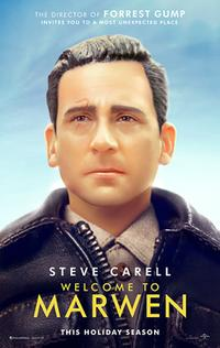 Welcome To Marwen poster art