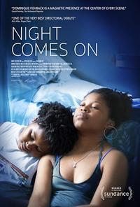 Night Comes On poster art
