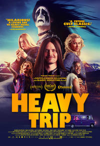 Heavy Trip poster art
