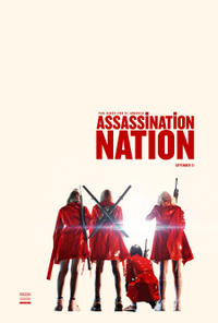 Assassination Nation poster art