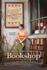 The Bookshop poster art