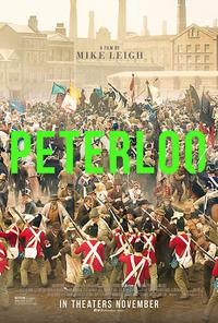 Peterloo poster art