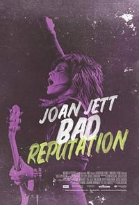 Bad Reputation poster art