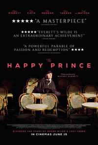 The Happy Prince poster art