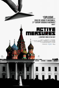 Active Measures poster art