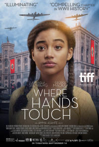 Where Hands Touch poster art