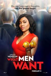 What Men Want poster art