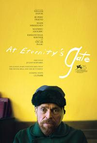 At Eternity's Gate poster art