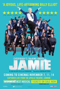 Everybody's Talking About Jamie poster art