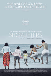 Shoplifters poster art