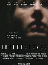 Interference poster art