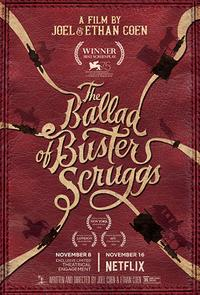 The Ballad of Buster Scruggs poster art