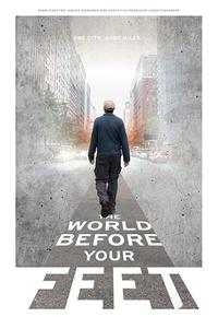 The World Before Your Feet poster art