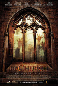 The Church poster art